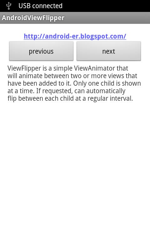 Android-er: November 2013