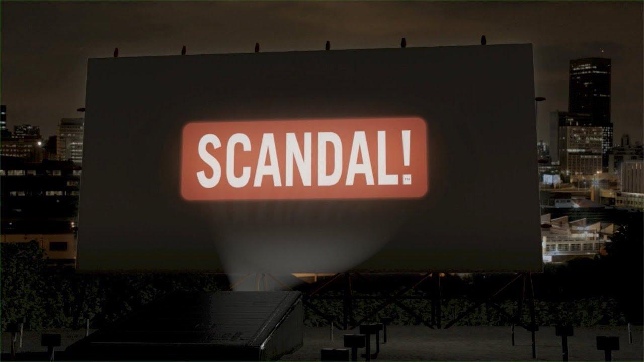 Scandal! Teasers 3 - 7 December 2018