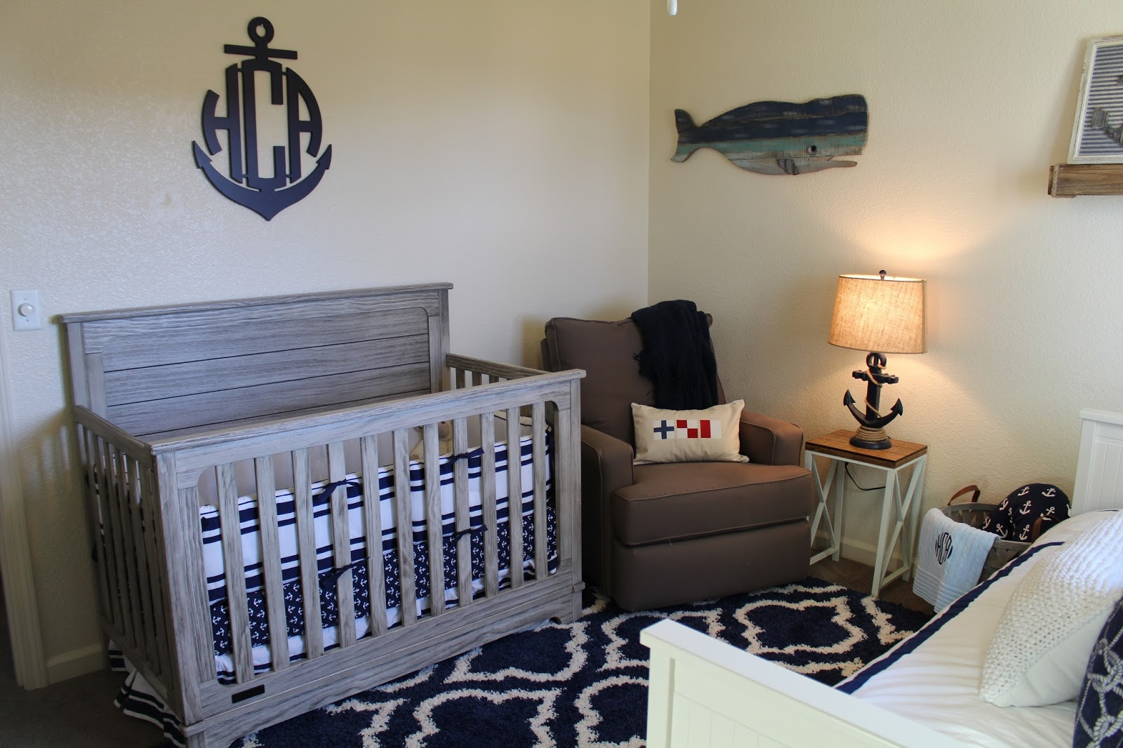 Baby Boy S Nautical Nursery