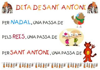 """Resultat d'imatges per a """"DITA GENER SANT ANTONI"""""""""""