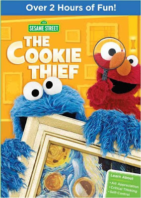 The Cookie Thief  DVD
