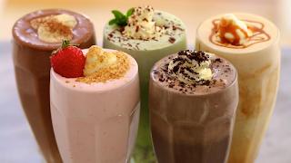 Minuman Es Ala Cafe