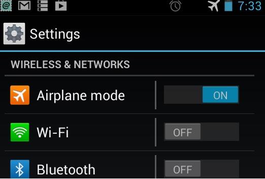 Cara Mengaktifkan Wi-Fi di Hp Android /Samsung 4