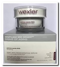 wexler skin care discontinued