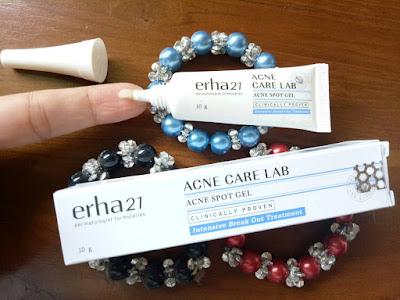 Obat Jerawat Erha Acne Care Lab Series Atasi Jerawat Sampai Ke Akar-akarnya