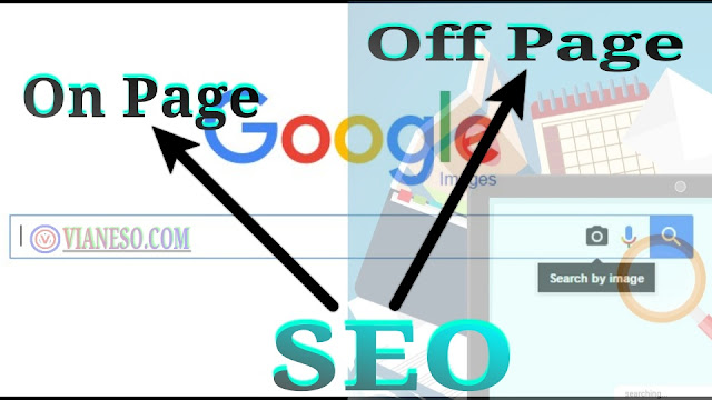cara optimisasi seo on page seo off page