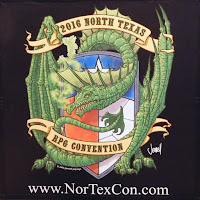 Some Pictures and Commentary About North Texas RPG Con
