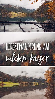 Hintersteiner-See-Rundweg | Wanderung Scheffau | Wilder Kaiser | Wandern Kitzbüheler alpen Tirol | Leichte Tour in traumhafter Kulisse