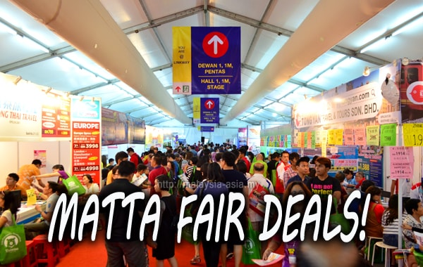 Deals at Matta Fair