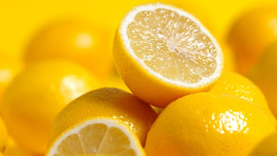 Lemon to relief from your sore throat