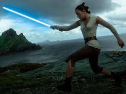 The Last Jedi set