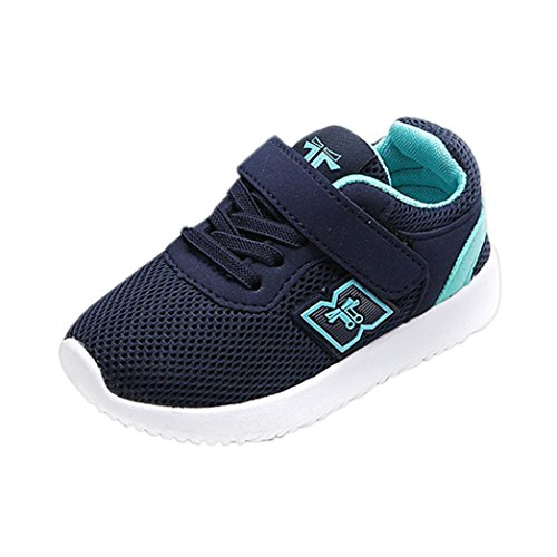 0eb3ffb326c47 Moonker Baby Shoes for 1-5 Years Old,Toddler Boys Girls Kids Mesh  Lightweight Breathable Athletic ...