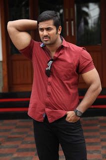 Unni Mukundan in 'The Last Supper'