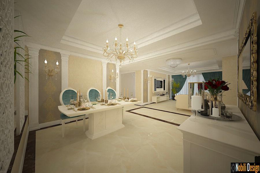 Design interior case vile clasice in Brasov