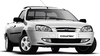 Dream Fantasy Cars-Ford Courier 2012