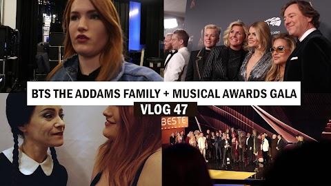 Backstage bij Musical Awards Gala | Officiële video's + Mijn vlog