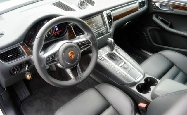 2018 Porsche Macan Release Date, Rumors