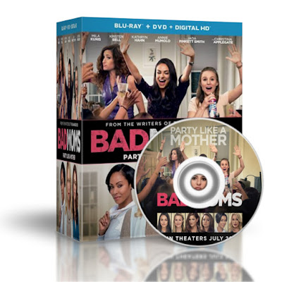 Bad Moms (2016) HdRip-Mp4-1080p Español  y Ingles