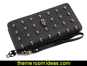 Skull Woman Wallets