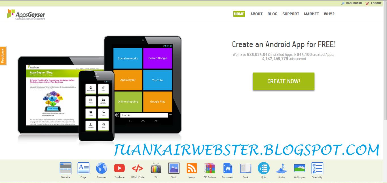 Cara Buat Aplikasi Android Bagi Pemula