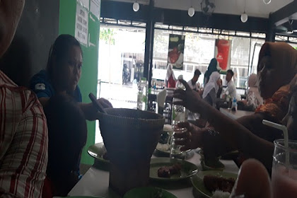 Wisata Kuliner Di Bebek Goreng H. Slamet [asli] Cabang Kartosuro