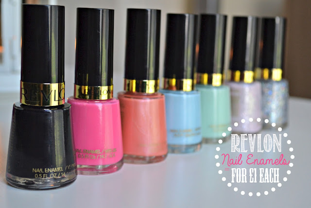 Revlon Nail Enamel Review Cheap Bargain Nail Polish