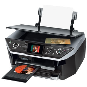 Epson Stylus Photo RX680 Printer Driver Download