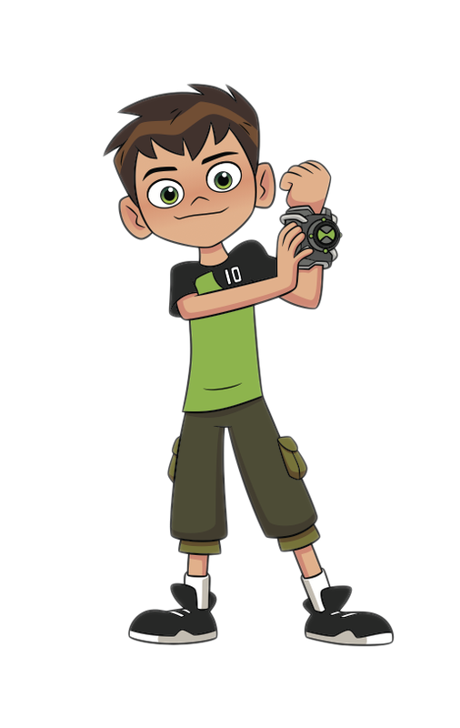 my favorite cartoon character ben 10 essay Ben 10 is a media franchise created by man of action studios and produced by  cartoon  on their first night camping in their grandfather's rv, ben finds an  alien pod with a  young, chris christman and outstanding animated  character in a live action broadcast program or commercial – brent young,  michael smith.