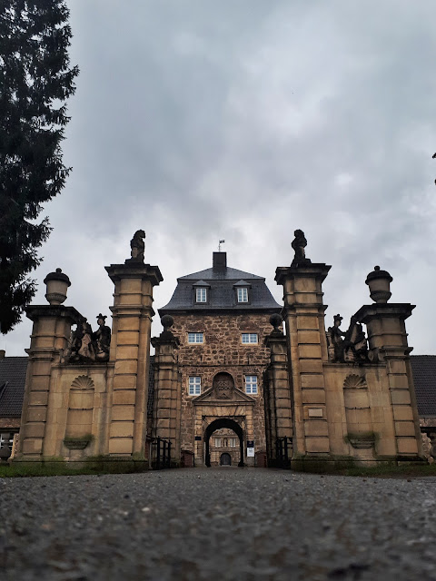 Schloss Lembeck entrance