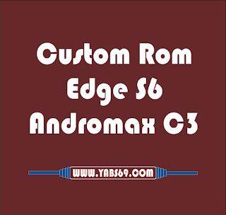 Rom Maxwizz Edge(S6) Andromax C3