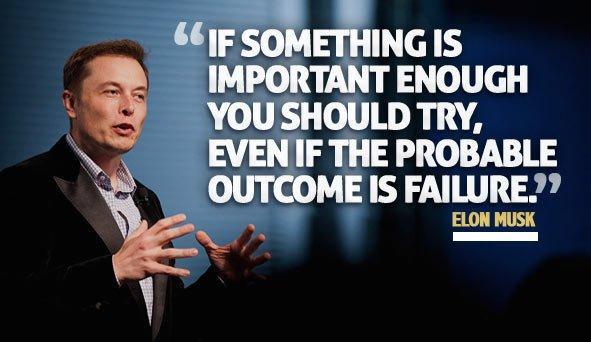 elon musk quoted