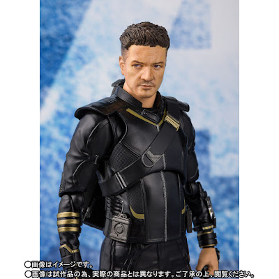 S.H.Figuarts Hawkeye de Avengers: Endgame - Tamashii Nations