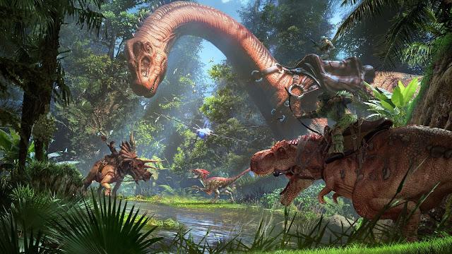 ARK : Survival Evolved is still among the best Online Games