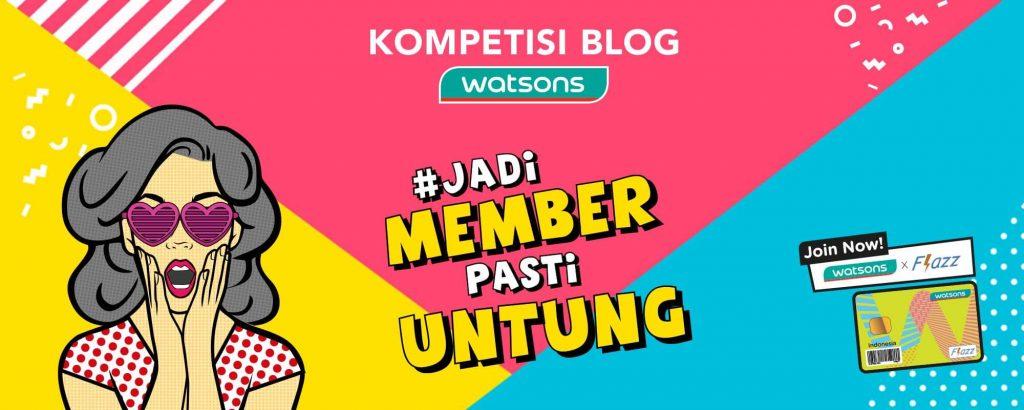 kompetisi blog watsons