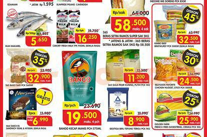 Promo Superindo JSM Weekend 22 - 24 Februari 2019
