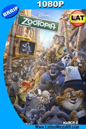 Zootopia (2016) Latino HD 1080P ()