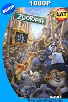 Zootopia (2016) Latino HD 1080P - 2016