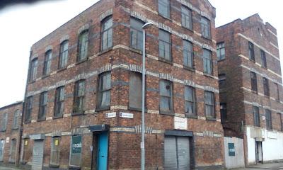 George Leigh Street