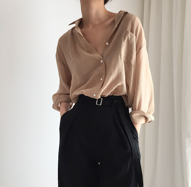 minimal looks for fall