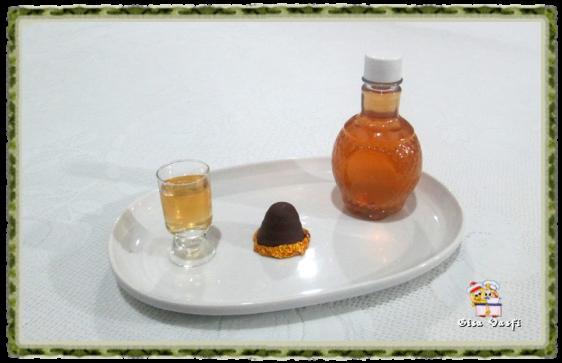 Licor de pêssego 10