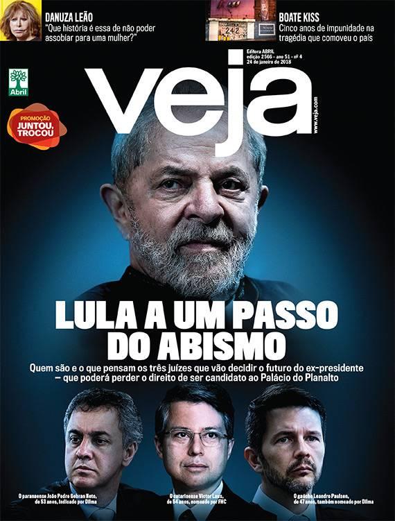 Baixar – Revista Veja – Edição 2566 – 24.01.2018