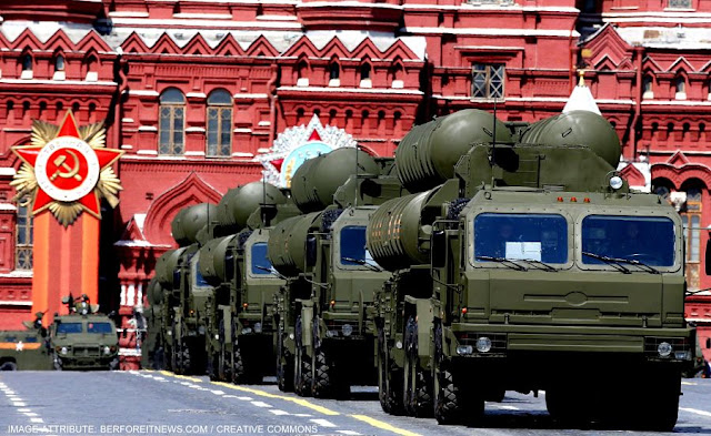NEWS | Report Suggests Reduction in Nuclear Arsenal by U.S., Russia