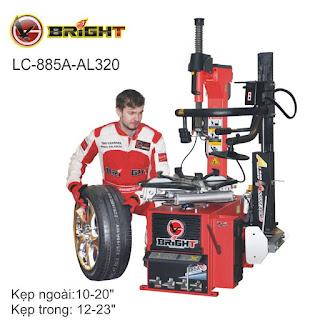 Máy làm lốp xe con Bright LC-885A+320