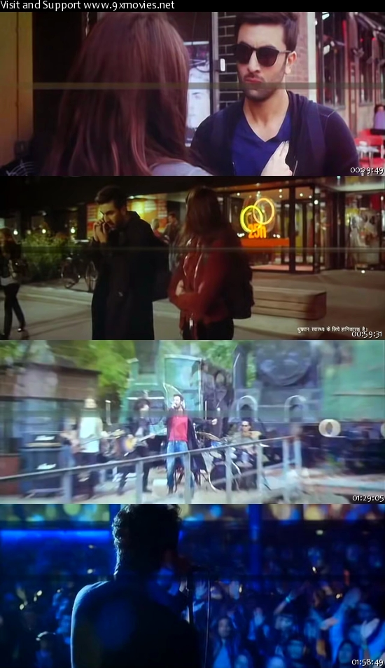 Ae Dil Hai Mushkil 2016 Hindi DVDScr x264 800MB