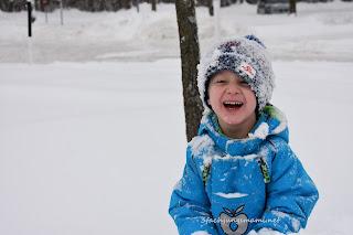 Smafolk Schneeanzug