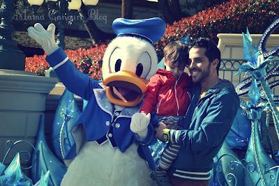 Tips para viajar a Disneyland