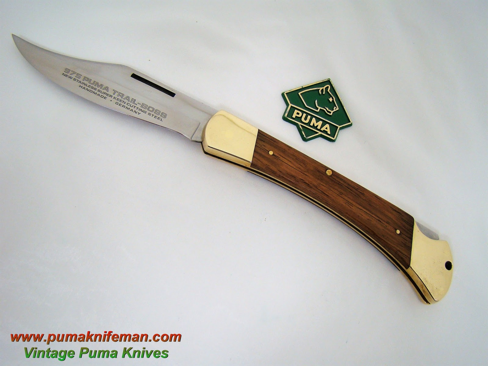 Dating puma knife
