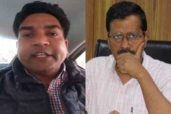 kapil-mishra-blame-44-death-because-of-arvind-kejriwal-dusib-chairman
