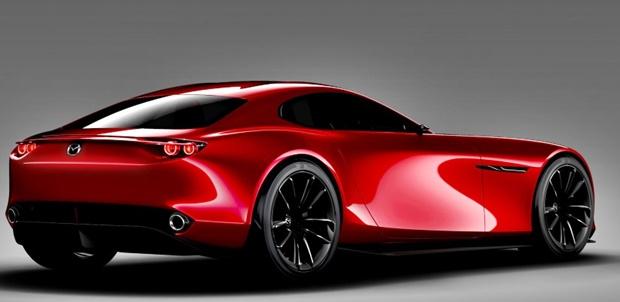 Mazda RX-9 Rear Style Concepts