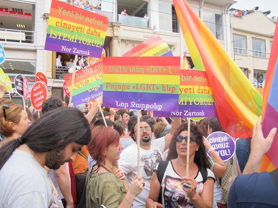 from Kolton gay armenians